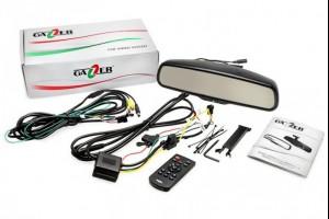 Зеркало видеорегистратор Gazer MUR5100