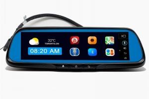 Зеркало видеорегистратор Prime-X 108 Android