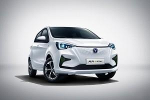 Новый электромобиль Changan BenBen E-Star