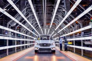 Как происходит разработка и производство автомобилей Changan