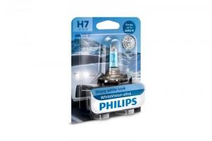 Philips WhiteVision Ultra - новые галогенные лампы повышенной яркости