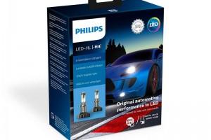 Новые светодиодные автолампы Philips X-tremeUltinon LED gen2 с эксклюзивными светодиодами Lumileds