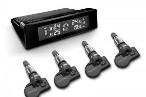 Philips GoSure TS60i - новая система контроля давления и температуры в шинах