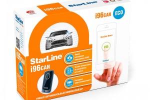 Иммобилайзер StarLine i96 CAN Smart:  надежно, экономично, с умом!