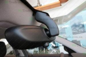 Установка зеркала видеорегистратора на BMW тип 1