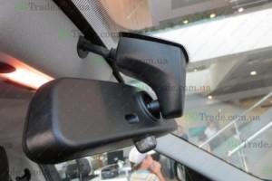 Установка зеркала видеорегистратора на BMW тип 4