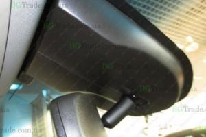 Установка зеркала видеорегистратора на Chevrolet тип 6