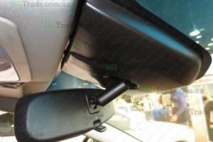 Установка зеркала видеорегистратора на Chevrolet тип 7