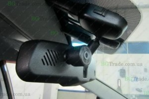 Установка зеркала видеорегистратора на Hyundai тип 7