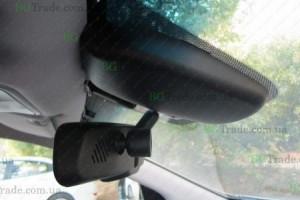 Установка зеркала видеорегистратора на Kia тип 11