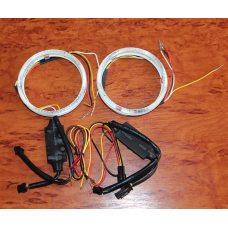 Ангельские глазки LED 95 мм (двухцветные)