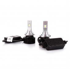 Светодиодные лампы H7 ALed XH7C08C 6000K (для Skoda, VW)
