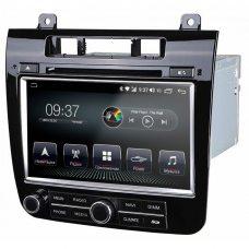 Штатная магнитола Volkswagen Touareg 2010+ AudioSources T200-845S