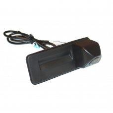 Камера в ручку багажника Skoda Octavia Baxster HQC-503