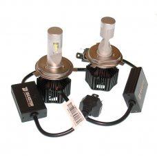 Светодиодные лампы H4 6000K Baxster L series