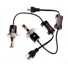 Светодиодные лампы H4 H/L 6000K Baxster P series