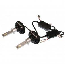Светодиодные лампы H1 Baxster S1 gen3 CAN+EMS 5000K