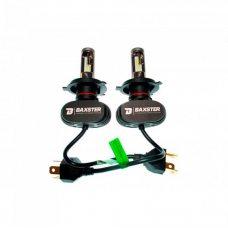 Светодиодные лампы H4 H/L 6000K  Baxster S1