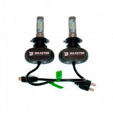 Светодиодные лампы H7 6000K Baxster S1