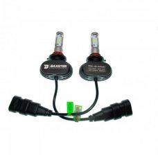 Светодиодные лампы HB3 (9005) 6000K Baxster S1