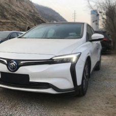 Электромобиль Buick Velite 6 Plus EV