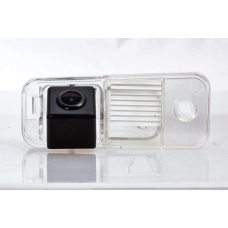 Камера заднего вида для Hyundai Santa Fe Fighter CS-HCCD+FM-03