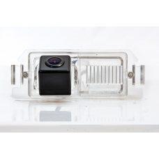 Камера заднего вида для Hyundai i10 Fighter CS-CCD+FM-04
