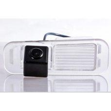Камера заднего вида для Kia Rio Fighter CS-HCCD+FM-10