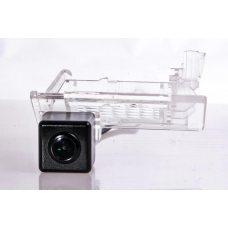 Штатная видеокамера заднего вида для Volkswagen / Skoda / Seat Fighter CS-CCD+FM-12