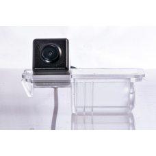 Штатная видеокамера заднего вида для Volkswagen / Seat / Porsche Fighter CS-CCD+FM-13