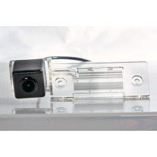 Камера заднего вида для Skoda Fabia, Yeti Fighter CS-CCD+FM-15