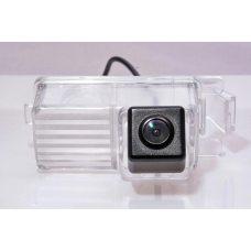 Камера заднего вида для Nissan 350Z, 370Z, Patrol, Tiida Fighter CS-HCCD+FM-26