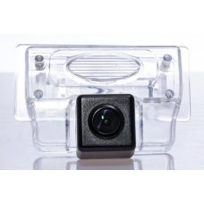 Камера заднего вида для Nissan Tiida, Teana, Maxima Fighter CS-CCD+FM-27