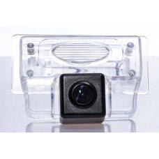 Камера заднего вида для Nissan Tiida, Teana, Maxima Fighter CS-HCCD+FM-27