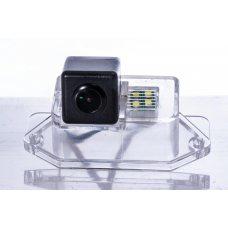 Камера заднего вида для Mitsubishi Lancer 2007 - н.в. Fighter CS-HCCD+FM-40