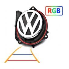 Камера заднего вида для Volkswagen Golf VII 2012+ Gazer CC3000-5G0