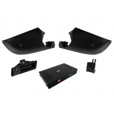 Система кругового обзора для штатной установки на BMW X1 (F25) 2013+ Gazer CKR4400-F25
