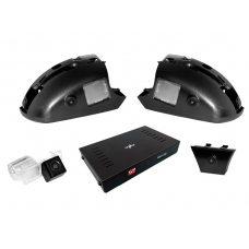Система кругового обзора для штатной установки на Ford Escape 2013 Gazer CKR4400-EP