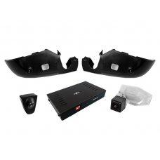 Система кругового обзора для штатной установки на Honda CR-V 2012+ Gazer CKR4400-RM