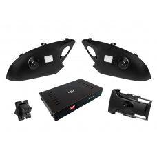 Система кругового обзора для штатной установки на Toyota Land Cruiser Prado 150 (J150) 2009+ Gazer CKR4400-J150(A)