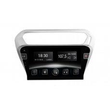 Штатная магнитола Peugeot 301 Gazer CM6510-ELS