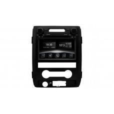 Штатная магнитола Gazer CM5008-XII для Ford F150 (XII) 2009-2014