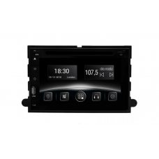 Штатная магнитола Gazer CM6007-JUF для Ford Edge 2006-2009
