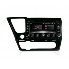 Штатная магнитола Honda Civic (FB2) Gazer CM6008-FB2
