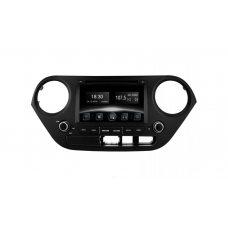 Штатная магнитола Gazer CM5007-BA для Hyundai i10 (BA) 2013-2016