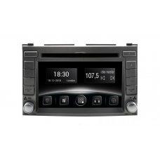 Штатная магнитола Gazer CM6006-PB для Hyundai i20 (PB) 2008-2013