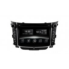 Штатная магнитола Gazer CM5007-GD для Hyundai i30 (GD) 2012-2016