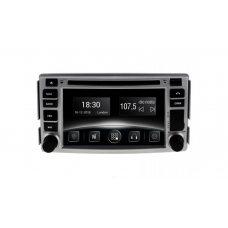 Штатная магнитола Hyundai Santa Fe (CM) Gazer CM6006-CM