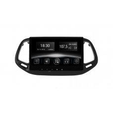 Штатная магнитола Gazer CM6510-XKN для Jeep Commander (XKN) 2016-2017