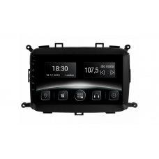 Штатная магнитола Kia Carens (RP) Gazer CM6509-RP